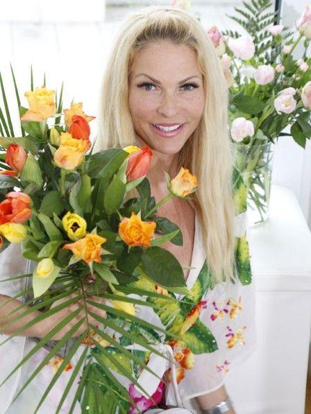 Frühlingsstrauß blumen binden frühlingsstrauß aus supermarktblumen