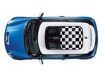 Roof Graphics Various Patterns 50 53 55 56 Cooper S Mini Cooper Mini Mini Cooper S