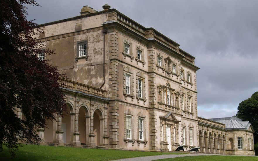 The Splendid 18th Century Mansion Of Florence Court House