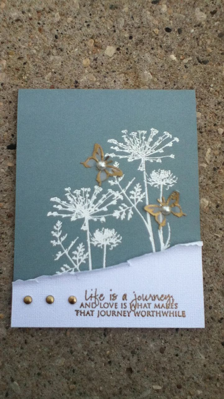 Simple   Cards handmade, Cards, Card making