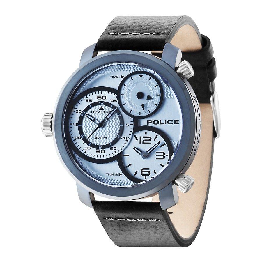 Police Mamba horloge PL14500XSUY-04
