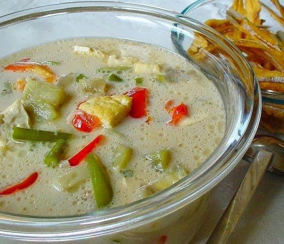 Resep Masakan Resep Sayuran Lodeh Jawa Dengan Gambar Resep Masakan Masakan Indonesia