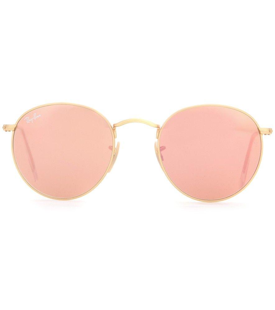 ray ban brille schwarz rosa
