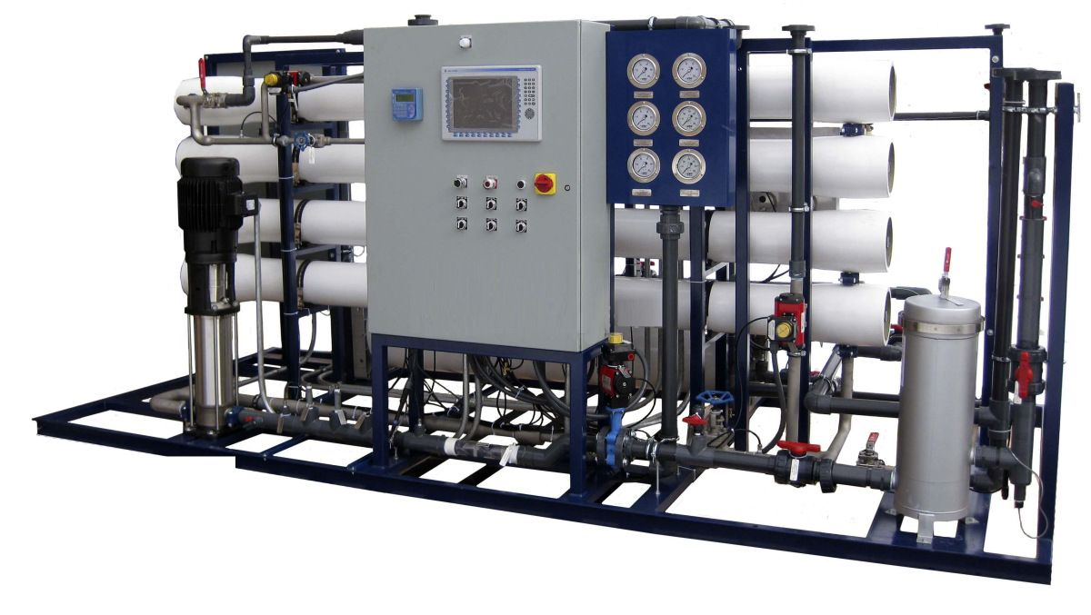 Types Of Commercial Ro Plant And Its Features May Lọc Nước