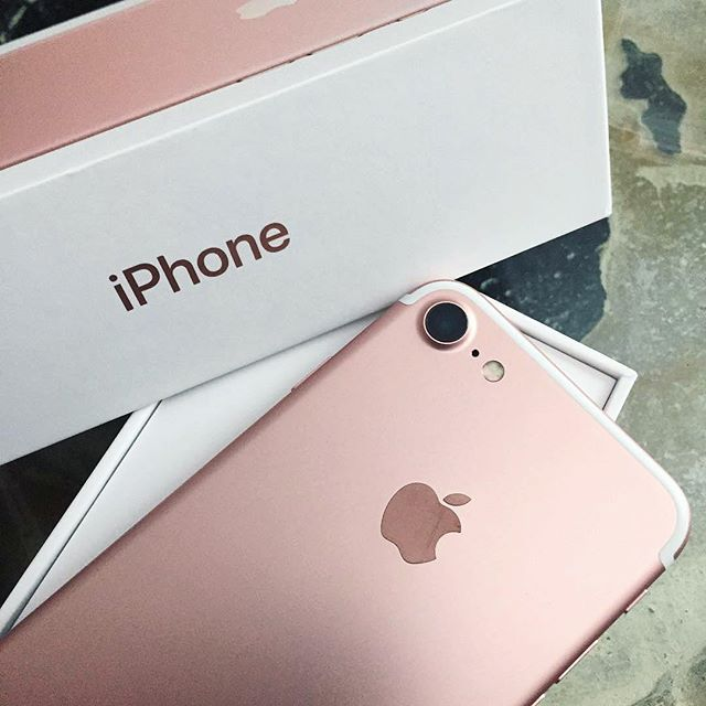 Rose Gold Iphone 7 Unboxing Is Nothing But True Love