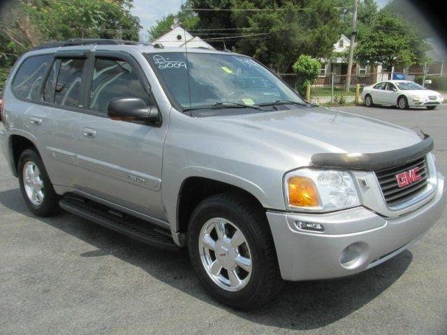 2004 Gmc Envoy 4 Dr Sle Suv 4 890 Gmc Envoy Car Deals Used Cars