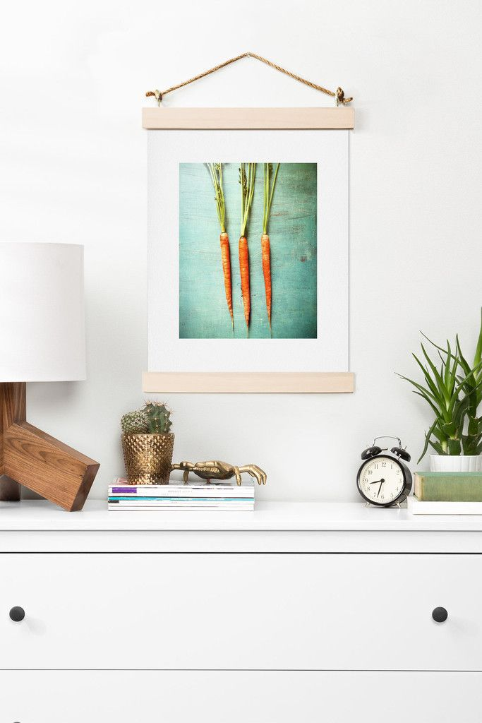 Olivia St Claire Eat Your Vegetables Art Print | DENY Designs Home Accessories