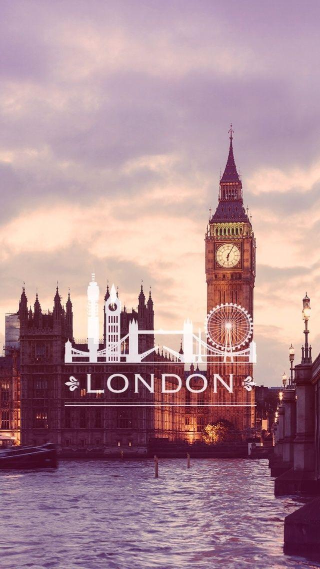 London Tumblr Background