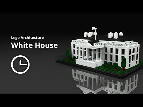 Review of LEGO The White House 21006 (HD)