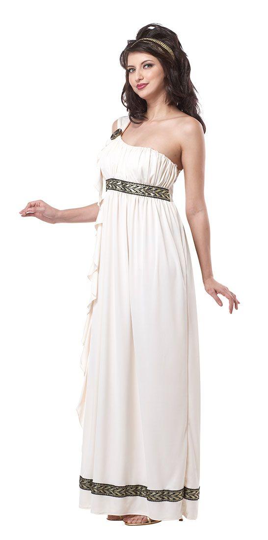 Olympic Goddess Costume | Costume Craze