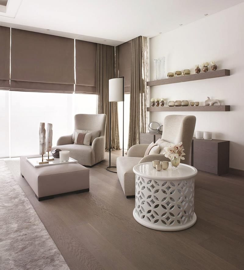 Interiors Design Interviews: Top Interview With Kelly Hoppen