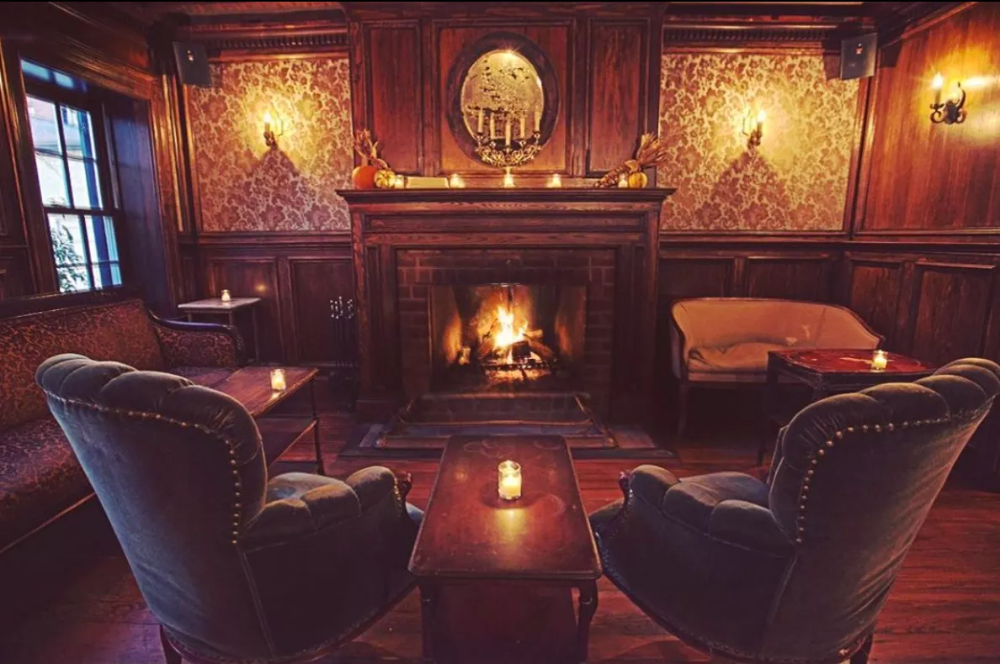 20 Essential Fireside Dining Destinations Around D C In 2020