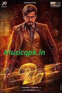 24 Songs 24 Songs Download 24 Tamil Movie Songs 24 Starmusiq