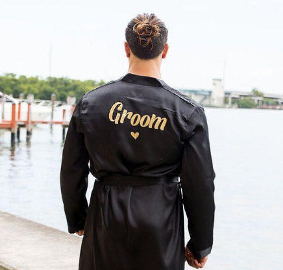 0158cb3057 Robe for Groom