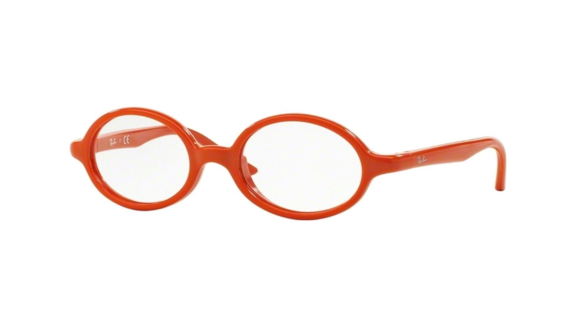 87a5e1212a Ray-Ban Kids RY1545-3640 Orange on Rubber Orange Eyeglasses