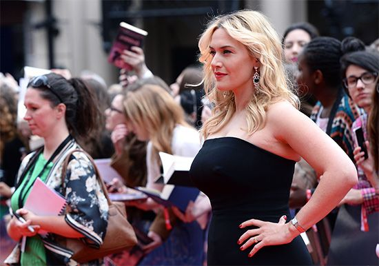 How Kate Winslet Taught Me I'm Not Showing My Daughters the Right Things About Body Image, © Pete Mariner/UPPA/ZUMAPRESS.com