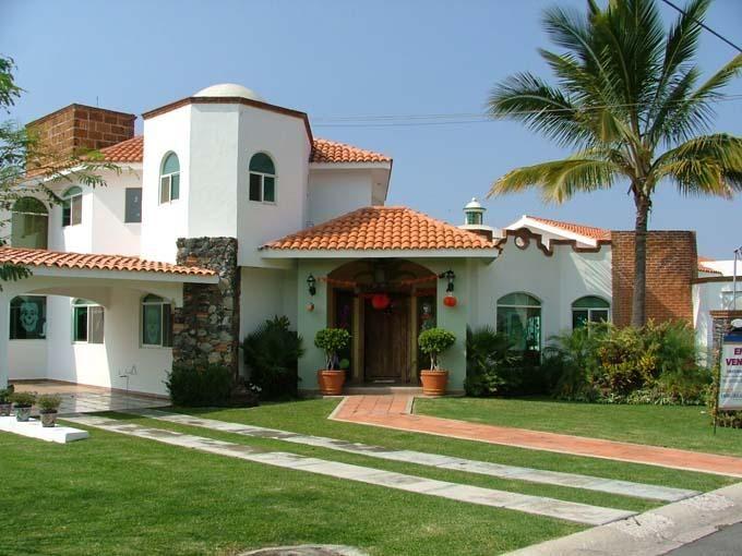Residencia imponente amplio jardin de 1264 m provincia for Fachada de casas modernas con tejas