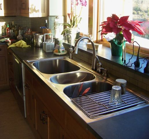 3 Compartment Kitchen Sink Check more at https://rapflava.com/15921 ...