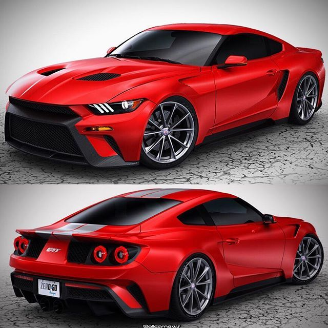 Sema Is Going To Be Insane This Year Especially With Gtt Zeroto60 Designs Created Mustang 2017 Gt Inspired Design