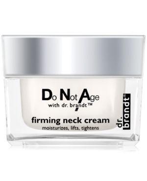 dr. brandt do not age firming neck cream, 1.7 oz #OrganicSkinCareRecipes
