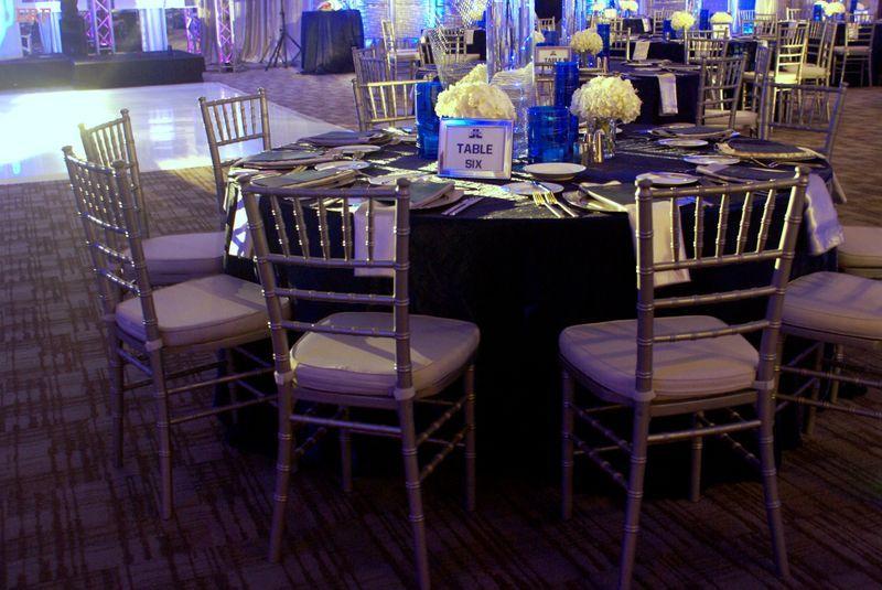 A Chair Affair Bella Collina Ceremony Castaldo Studios A Chair