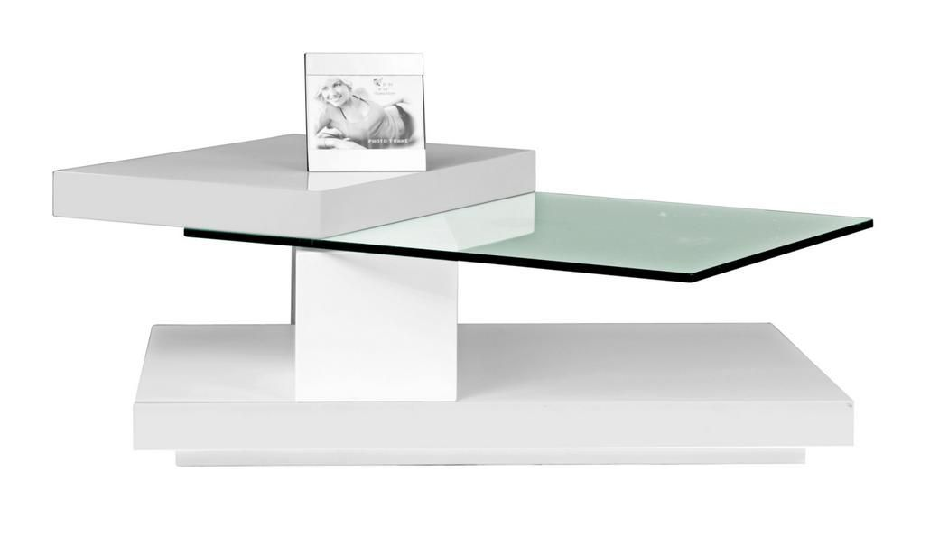 White Gloss Coffee Table With Swivel Glass Top White Gloss Coffee Table Coffee Table White Coffee Table Design Modern