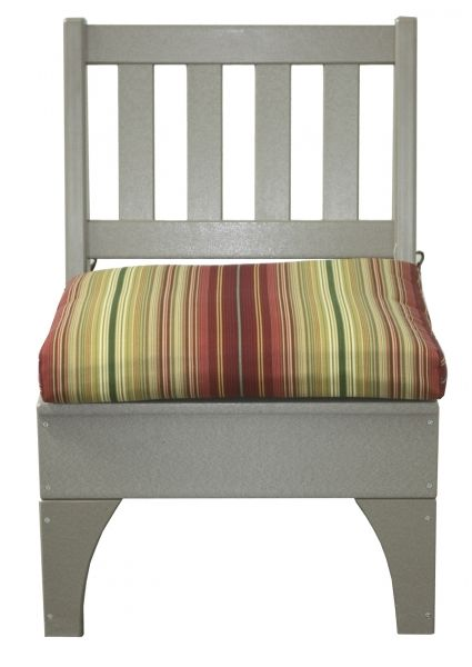 New Outdoor Sequence Series Chair No Arms In Polytuf Lumber
