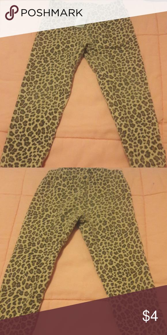272380bdbe43 Toddler leggings Leopard print Carter's Bottoms Leggings | My Posh ...