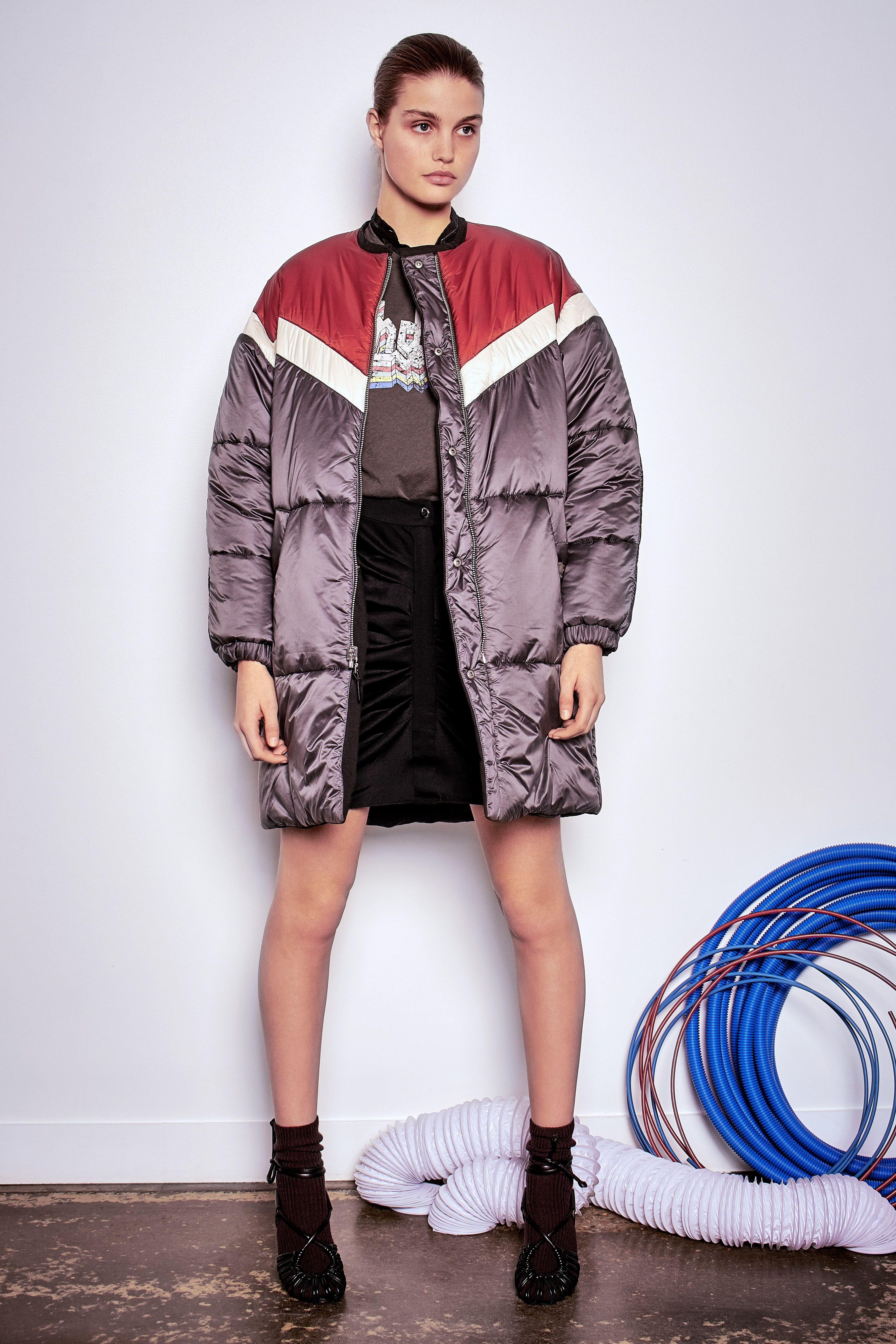 Isabel Marant Etoile Fall Winter 16 Casey Reversible Coat Black Also Available In Khaki Wendelava Winter Fashion Outfits Outerwear Fashion Athleisure Fashion [ 5384 x 3590 Pixel ]