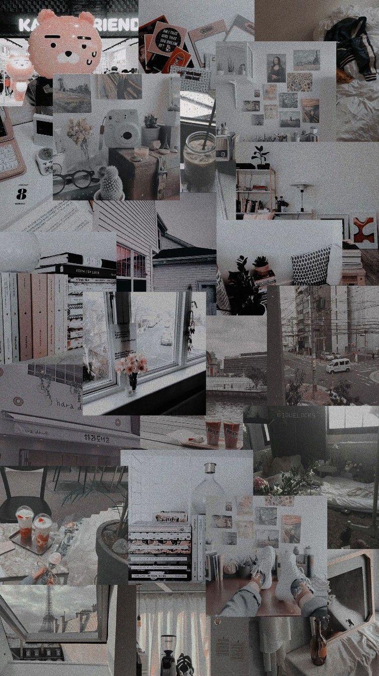 Lockscreen Dark Grey Kertas Dinding Fotografi Inspirasi Fotografi Aesthetic wallpaper grey hd