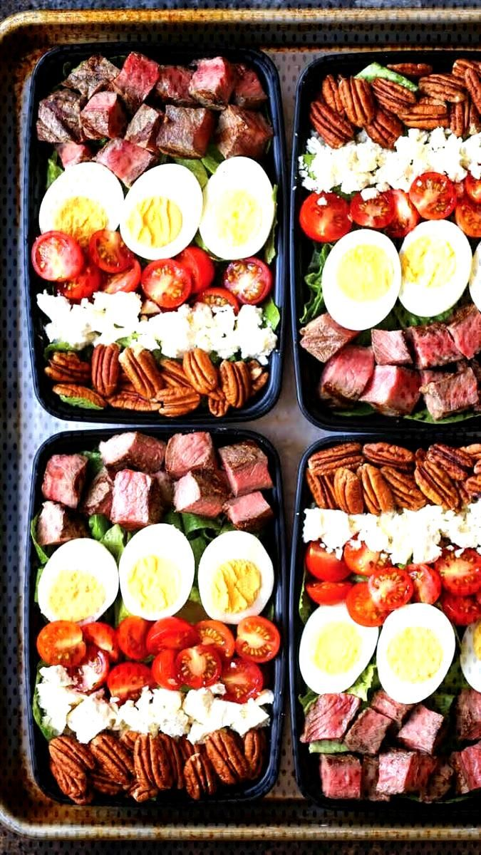20 Lunches You Can Meal Prep on Sunday -