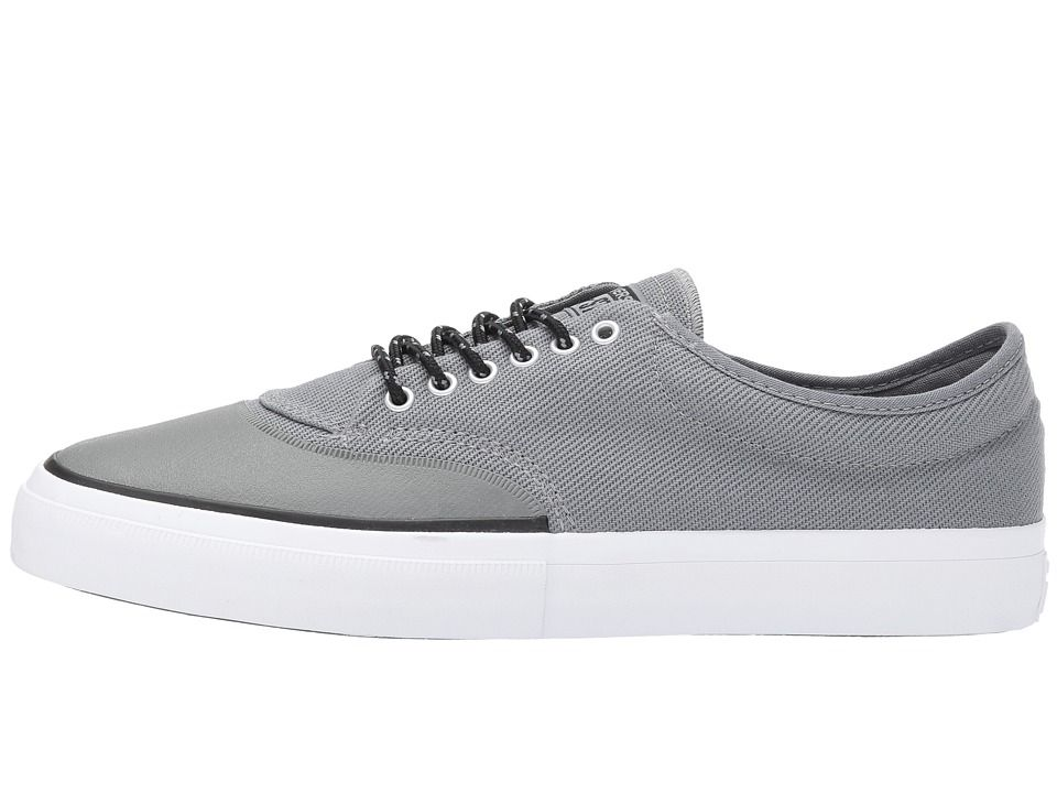 Converse Skate Crimson Ox Men's Classic Shoes Cool Grey