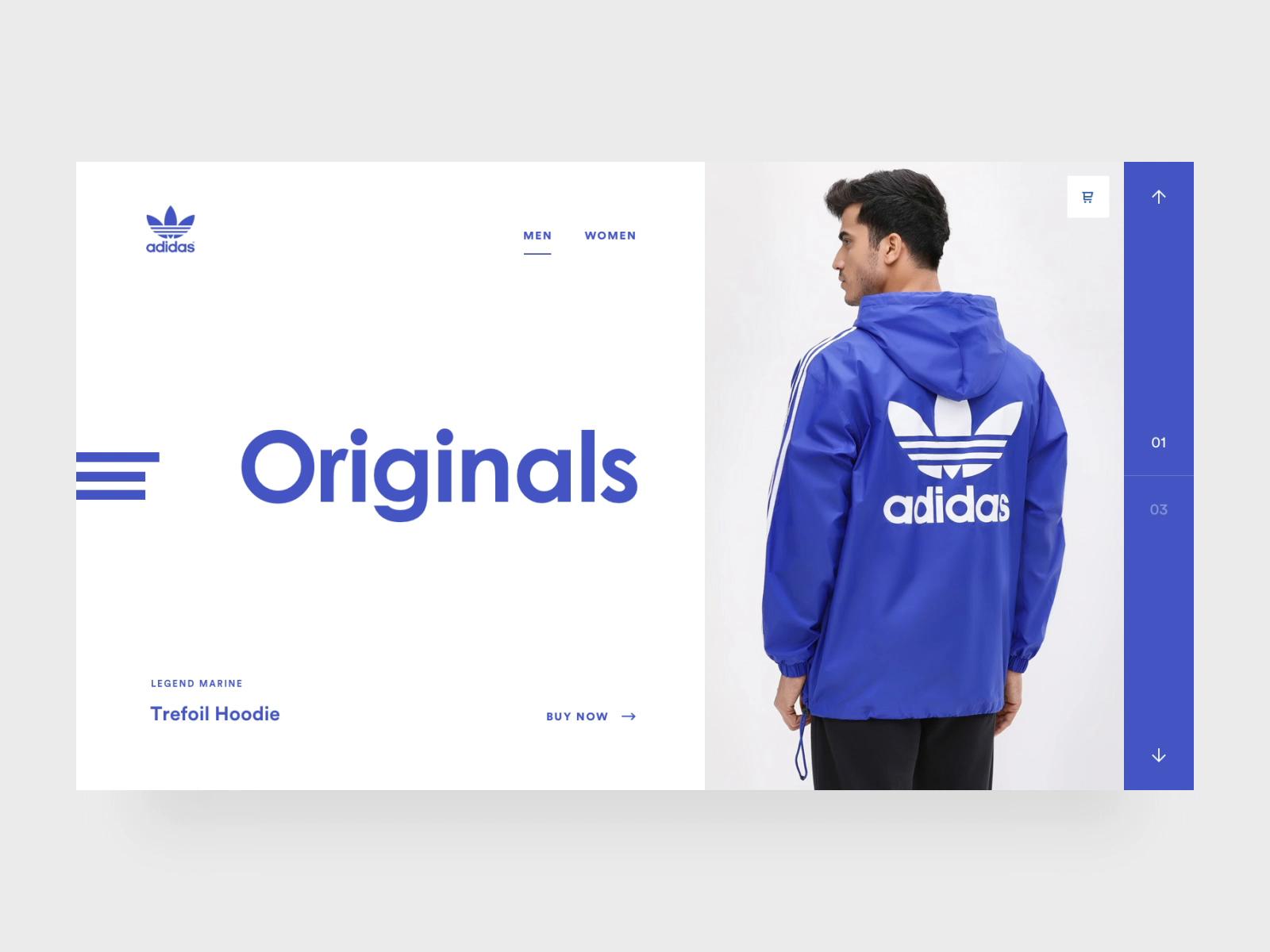 Adidas Originals by Jonathan Vuijk