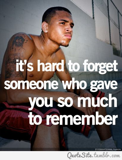 Quotes From Chris Brown