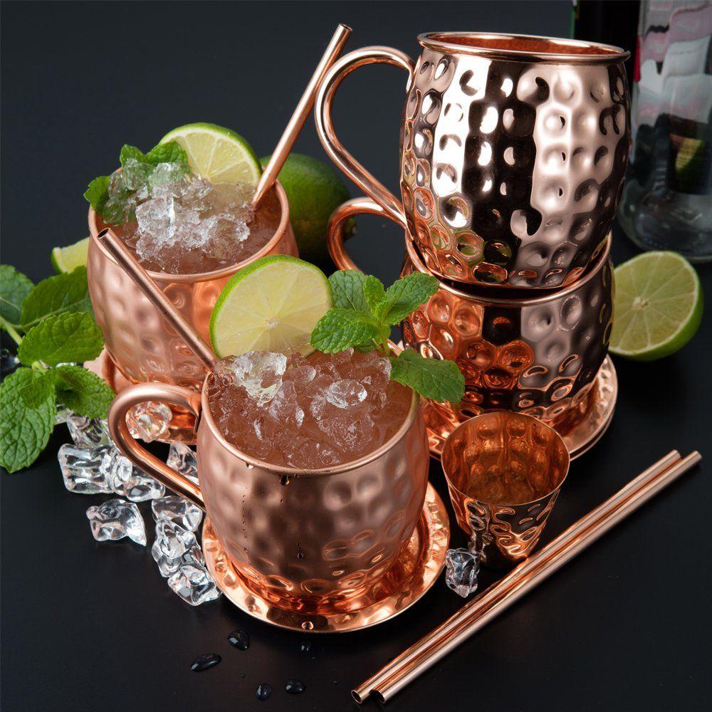 Gin Kupferbecher