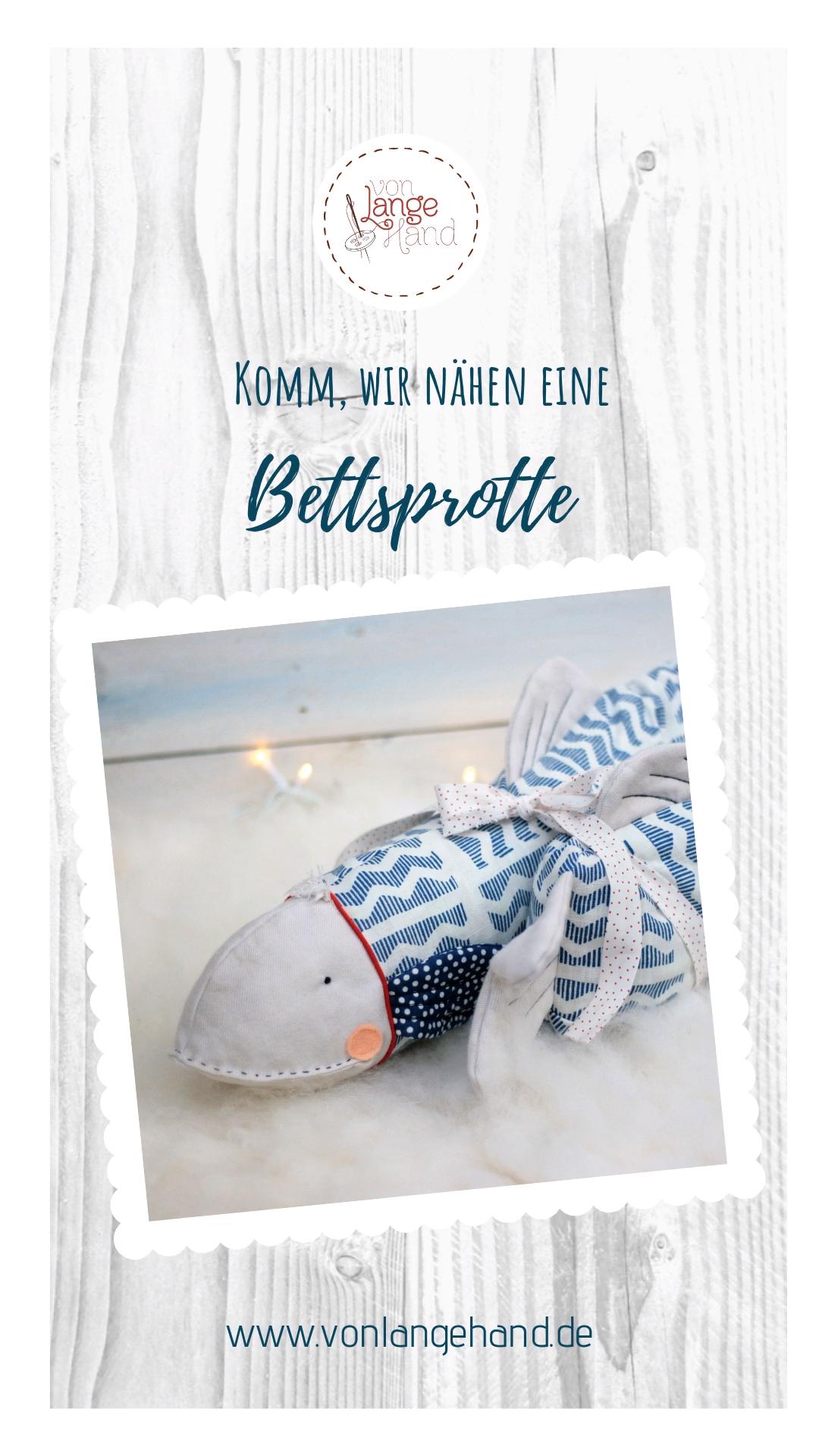 Photo of Bettschlange nähen // diy // Schnittmuster // Baby