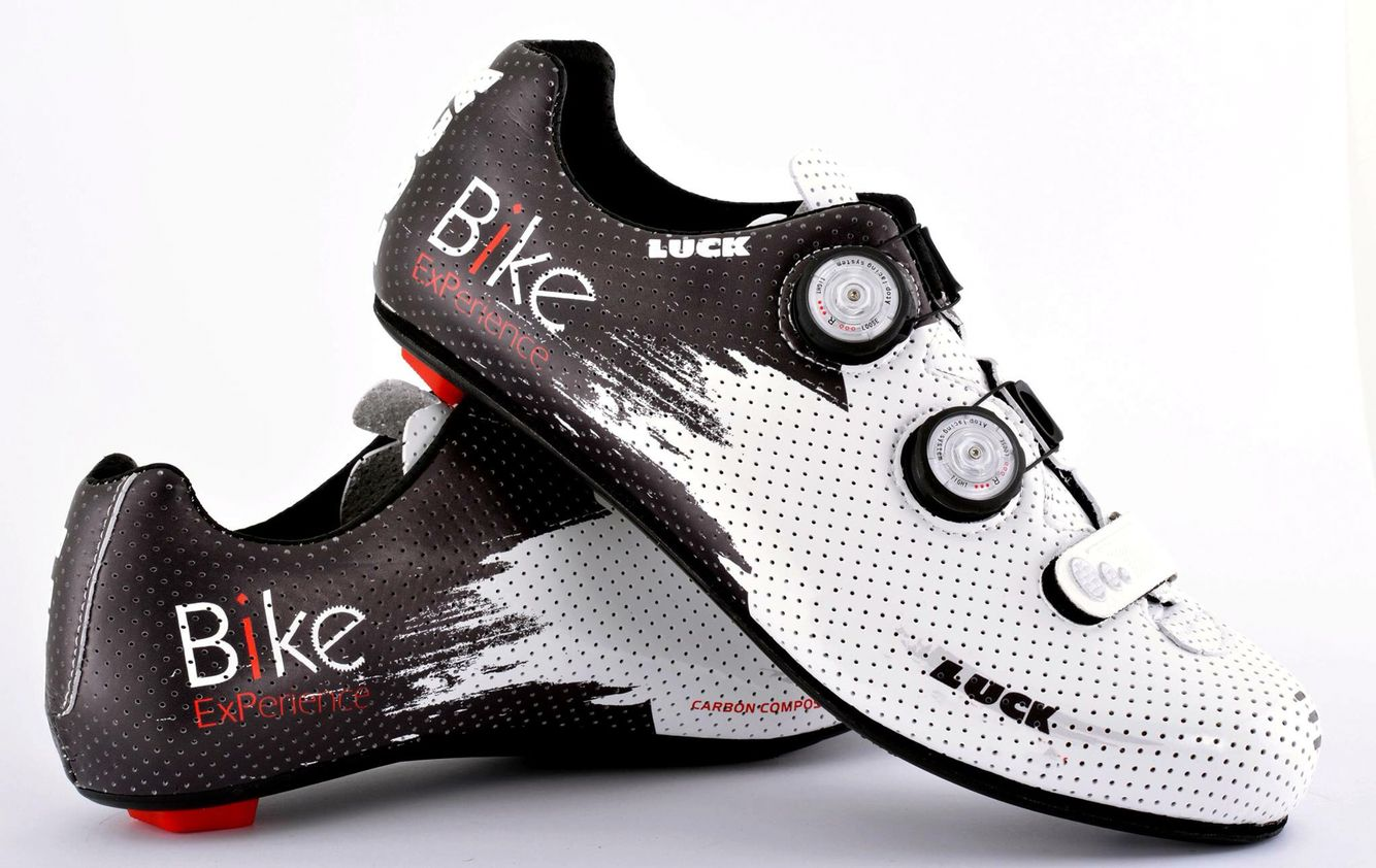 LUCK CYCLING SHOES - INVICTUS MODEL