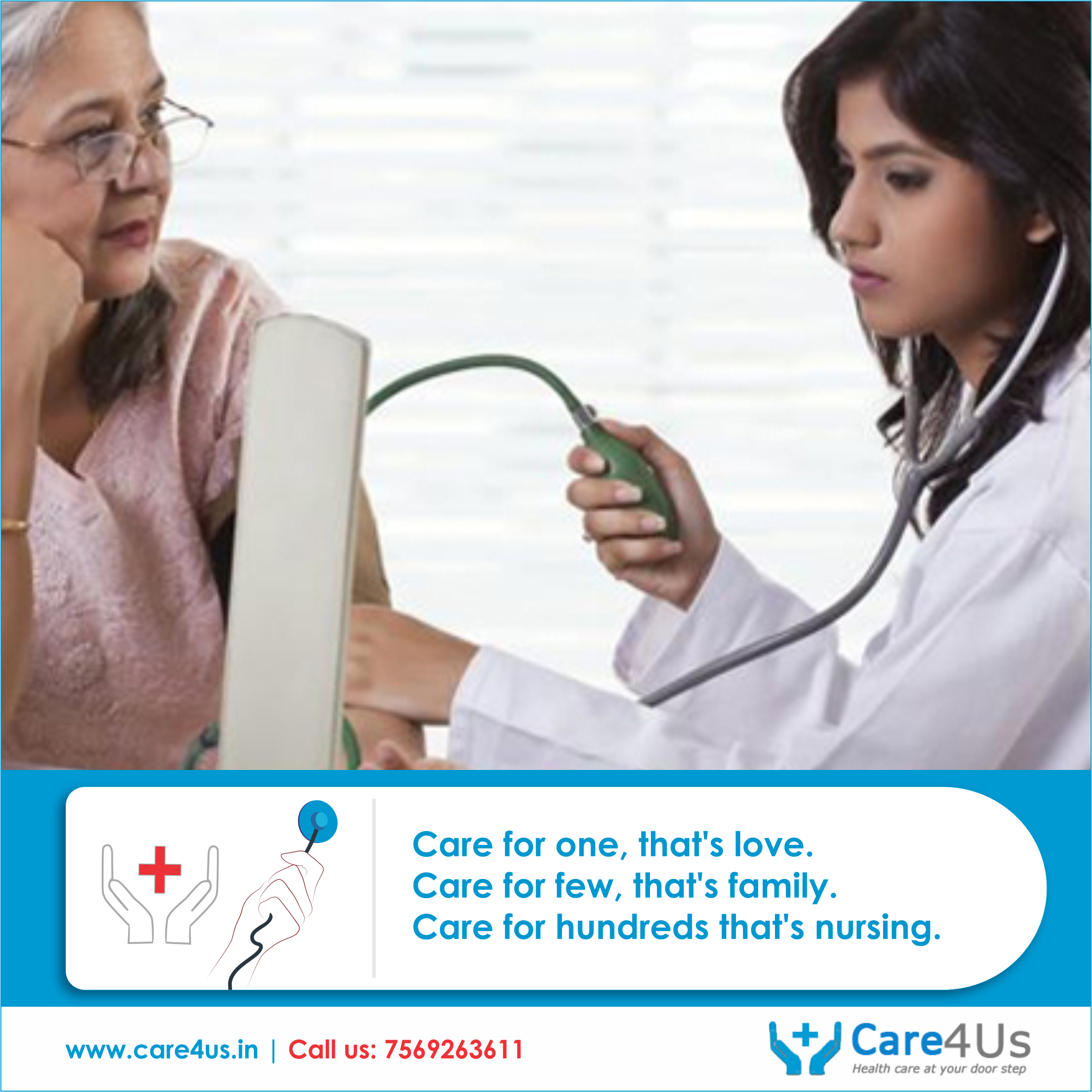 Experienced Nurse Care Services In Hyderabad Provides Best Care