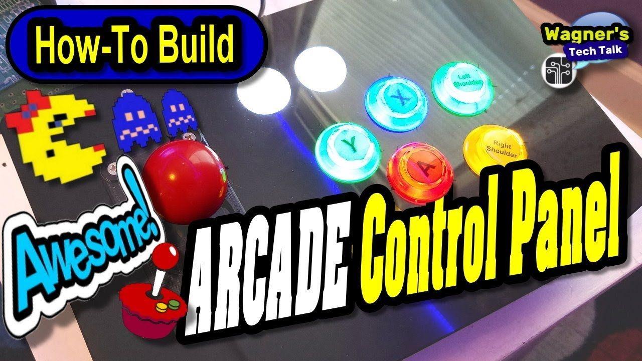 How To: Build an AWESOME Raspberry Pi/RetroPie ARCADE
