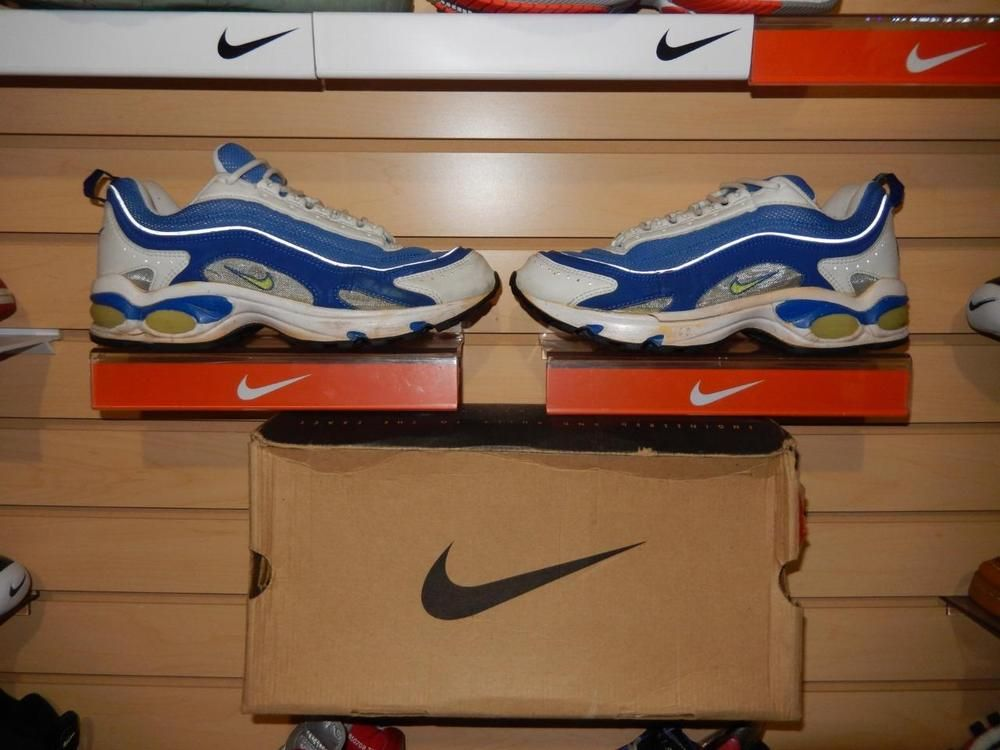 new product 73ace 3aed1 VTG OG 1997 Women s Nike Air Max Tailwind II 105093-431 sz 11 with Box  Men s 9.5  Nike  AthleticSneakers