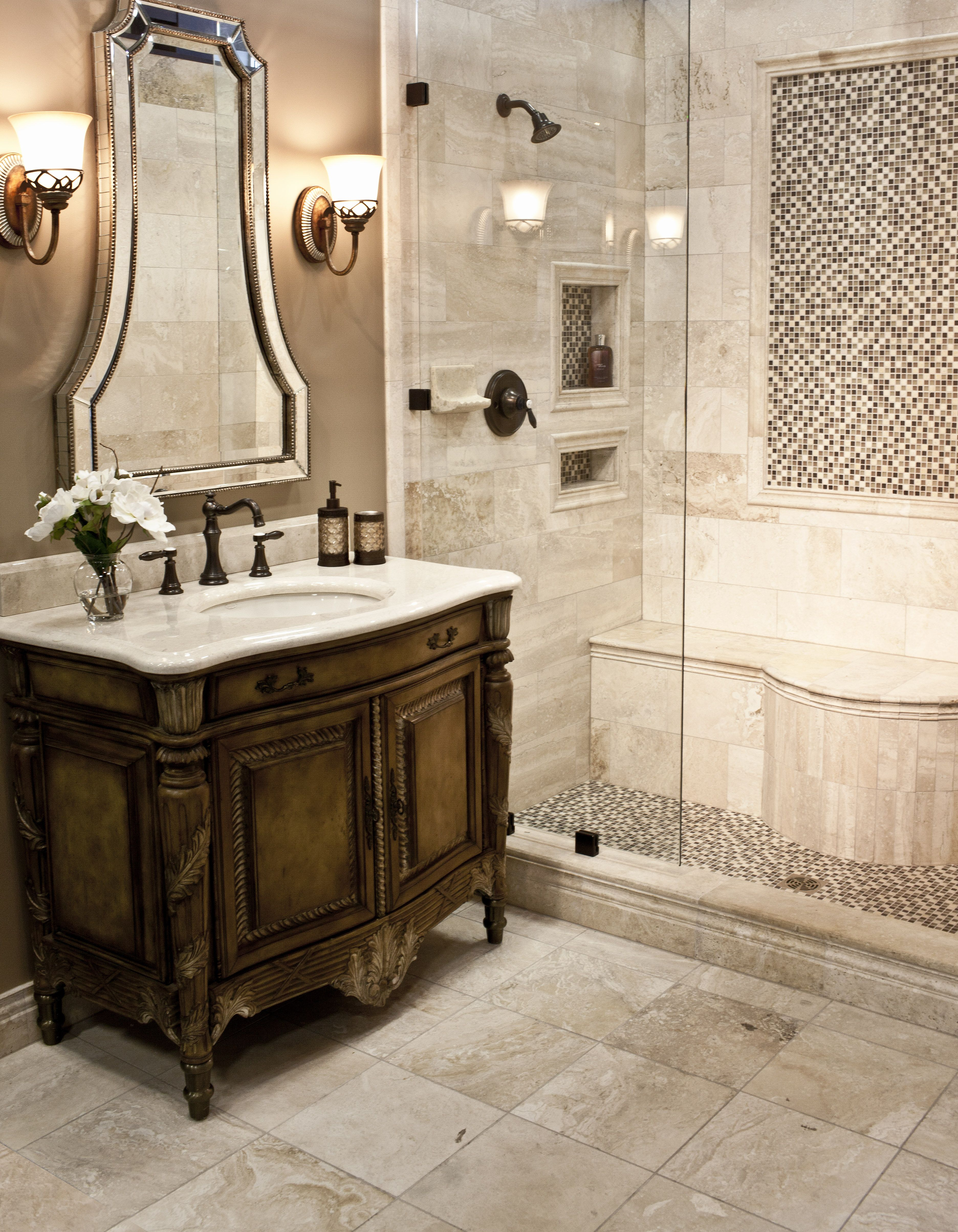 Traditional Bathroom Design at its Best. | Bathroom in 2018 ...