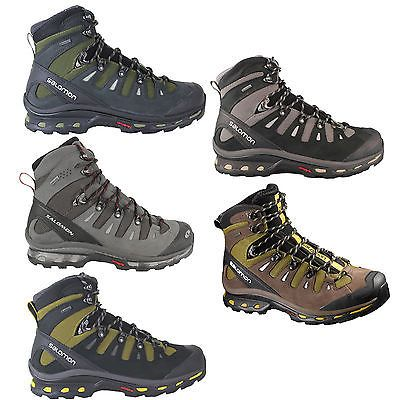 2 hiking Shoes men's Trekking 4D Boots GTX Quest Salomon Yf7b6vgy
