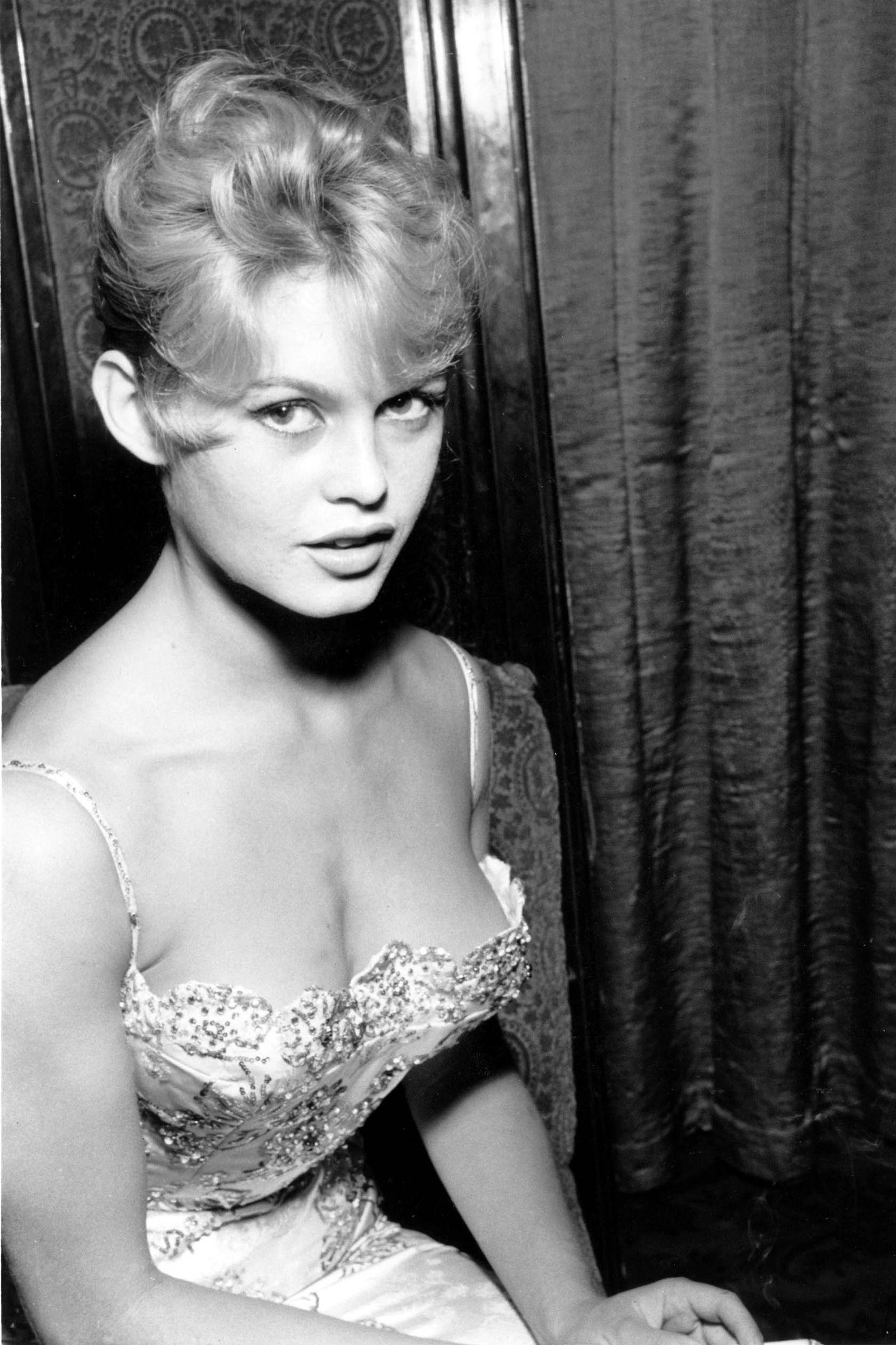 15 Rarely Seen Photos of Brigitte Bardot