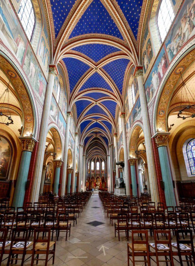 Les 15 plus belles églises de Paris - Culturez-vous en 2020 | Lieu de  culte, Eglise saint roch, Saint eugene
