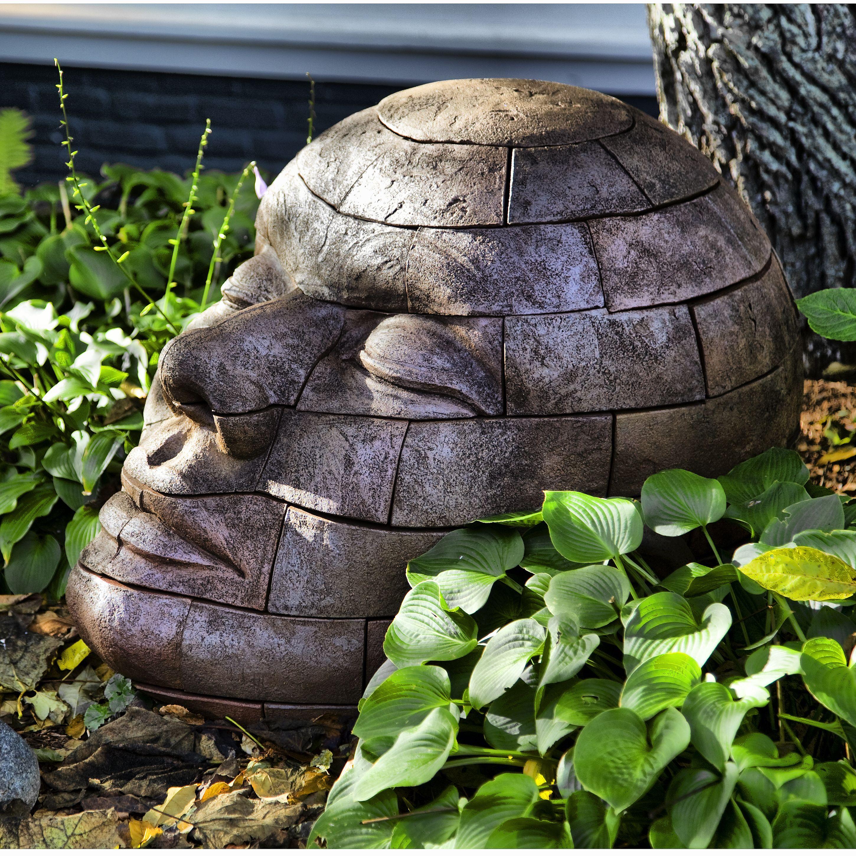garden+faces | Description Face Sculpture in Garden.jpg | Backyard ...