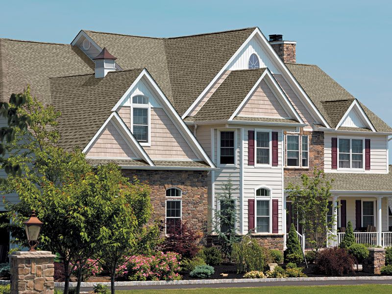 Weathered Wood Gaf Timberline Roof Shingles Home Architectural Shingles Roof Installation Residential Roofing