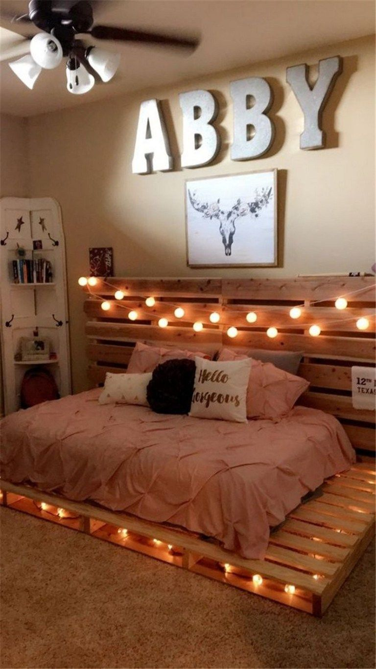 46 amazing decoration ideas for small bedroom 4 in 2019 on diy home decor on a budget apartment ideas id=72943