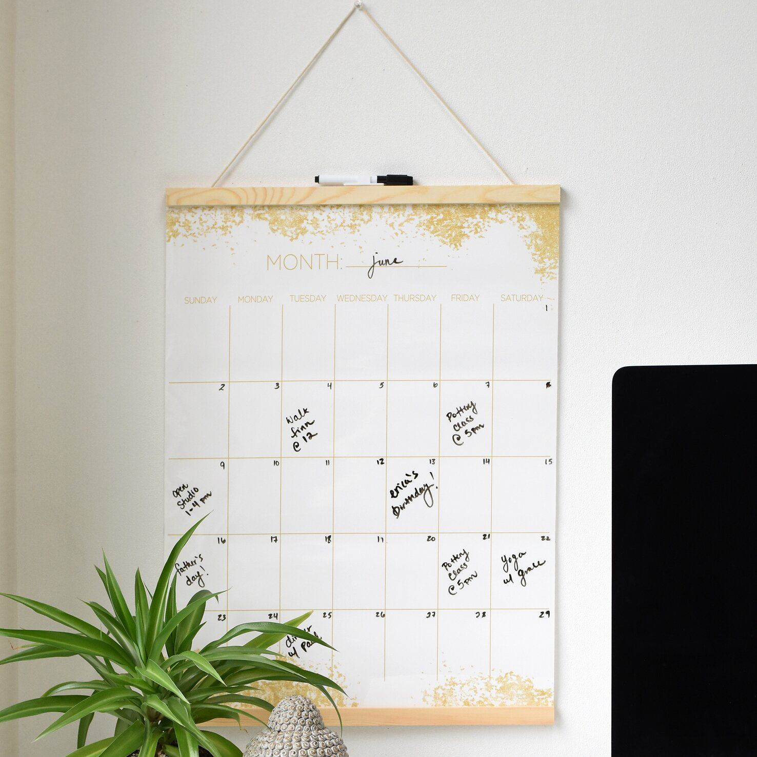 Dust Dry Erase Tapestry Wall Mounted Combination Calendar Planner Dry Erase Board 24 X 17 50 Wall Tapestry Planner Calendar Dry Erase