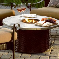 sears fire pit table | For the Home | Pinterest | Fire pit ...