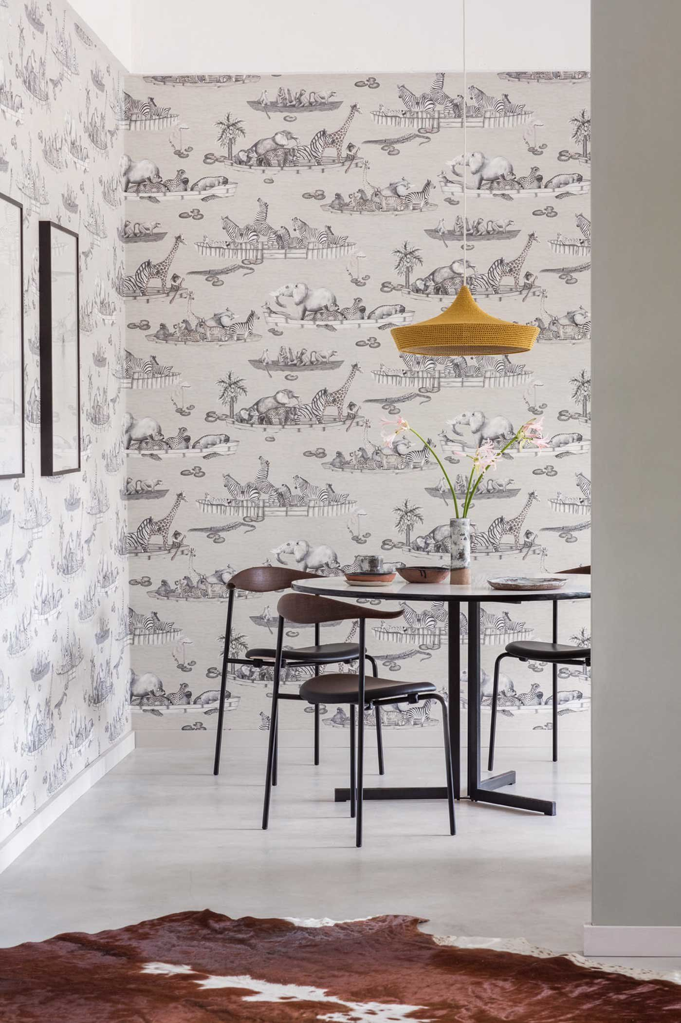 Ardmore release a wallpaper range with Cole & Son Home